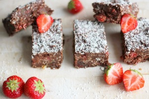 No bake brownie3